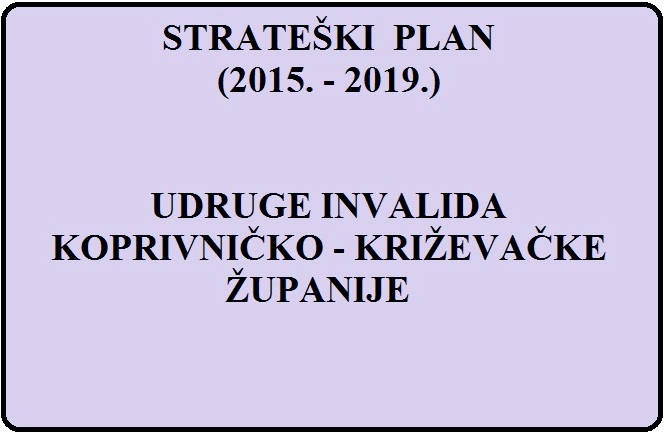 strateški plan 2015-2019